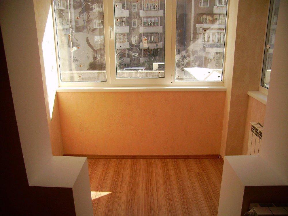 Кухня переходящая в балкон. - мои статьи - каталог статей - .